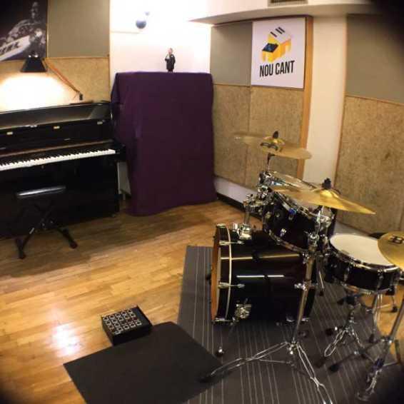 Studio live music 2