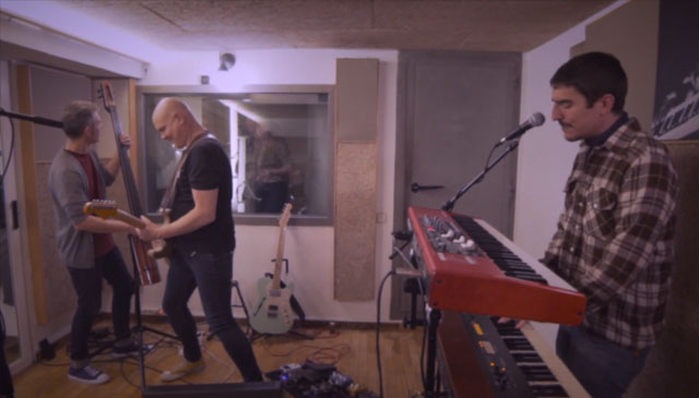 Chameleons, the sound – Nou Cant · Sound Studio